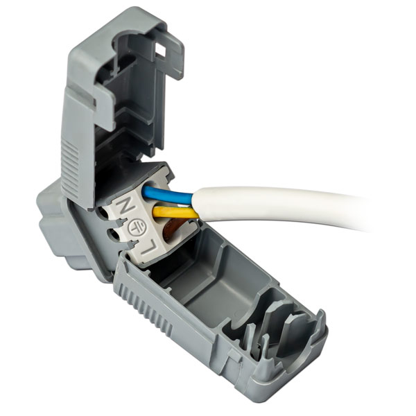 Quickwire T-Connector Socket